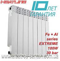 Радиатор биметалл 500/96  HEAT LINE Extreme  30 bar