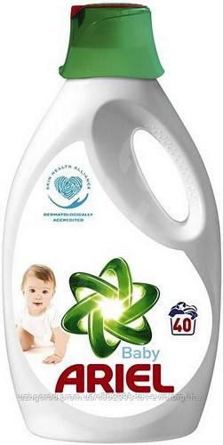 Ariel гель стирки детского белья Baby 2.2 l ( 40 стирок )