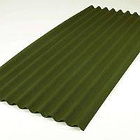 Ондулин лист зелёный 2*0,95м
