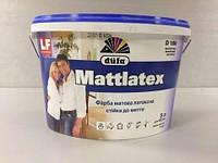 Краска Mattlatex Duffa D100  5 л