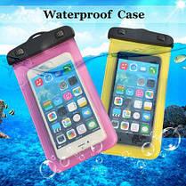 Чехол для телефона водонепроницаемый 10,5*18см R17794, фото 2