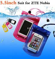 Чехол для телефона водонепроницаемый 12,5*23,5см R17792