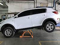 Мобильный компактный подъемник для авто A-Profi (Украина)