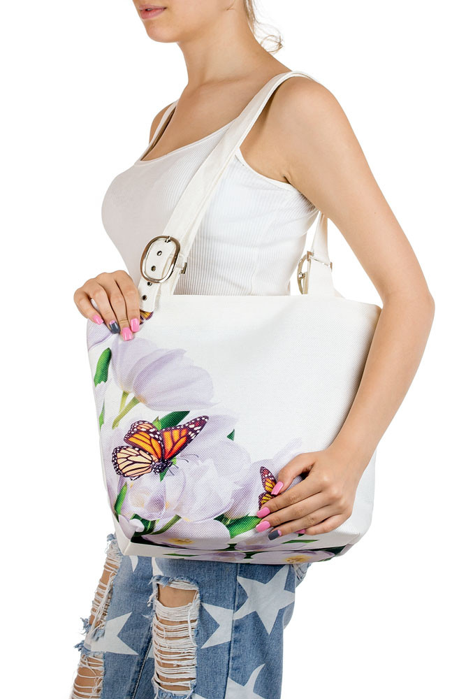 ec9704a2adbe Сумка летняя женская Белый тюльпан  продажа, цена в Одессе. женские ...
