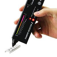 Тестер для алмазов, бриллиантов Diamond Selector II с LED индикатором, Япония