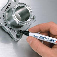 Тонкий маркер по металлу/пластику Pro-Line Fine
