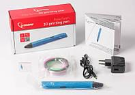 Ручка gembird 3dp-pen-01 для объемного 3d рисования