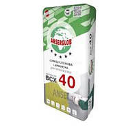 Клей-армировка для ППС и МВ Anserglob BCX  40 1/25кг.