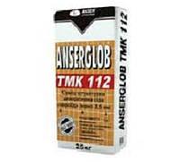 Штукатурка короед сер.Anserglob TMК 112  2,5мм. 1/25кг.