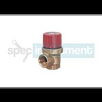 Предохранительный клапан 1/2 Н 3 бар ICMA 241