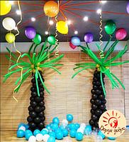 №19 Пальмы из воздушных шаров Днепр