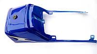 Панель сидения (пластик) Viper-125 синяя