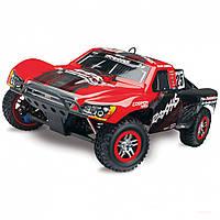 Автомобиль Traxxas Slayer Pro 4X4 Nitro Short Course 1:10 RTR 59076-1 Red