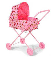 Игрушечная коляска для куклы 9308