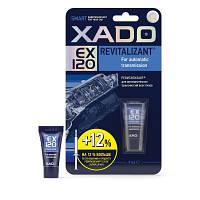 Ревитализант XADO EX120 для автоматических трансмиссий  9мл (туба в блистере)