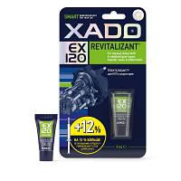 Ревитализант XADO EX120 для КПП и редукторов 9мл (туба в блистере)