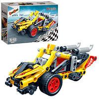 Конструктор BANBAO 6967 машина (гоночная), 108дет, в кор-ке, 23-15-5см