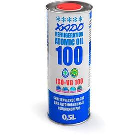 Масло для автокондиционеров XADO Refrigeration OIL 100 0,5л