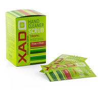 Скраб для рук XADO тропик (Hand cleaner scrub) 1л