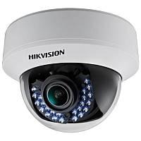 Купольная камера Hikvision DS-2CE56D1T-VFIR