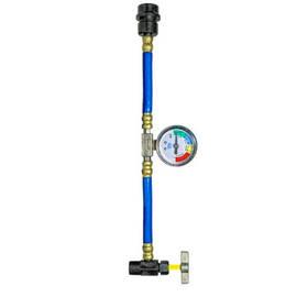 Тест - коннектор для дозаправки кондиционеров (нового образца) XADO