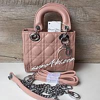 Женская сумка Dior Mini Диор мини