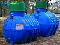 Септик для канализации JPR (Польша) 3000 л.