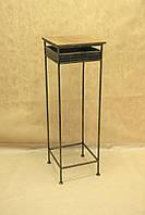 Стол - консоль кованый 02 Средний.