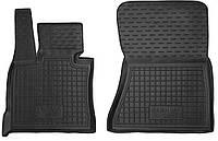 Полиуретановые передние коврики для BMW X5 (E70) 2007-2010 (AVTO-GUMM)