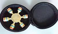 Spinner, Спиннер металлический, Поршень, на 3 минуты