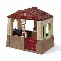 Детский игровой домик Neat and Tidy для улицы