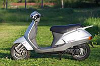 Скутер Honda Lead 90 (Хонда Леад) серый, фото 1