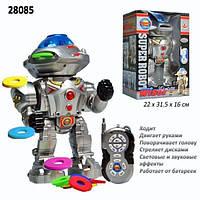 Робот на радиоуправлении / игрушечный, на пульте управления 28085