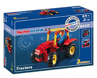 Fisсhertechnik ADVANCED конструктор Тракторы FT-520397