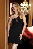 Женский пеньюар Sue Eldar черного цвета.