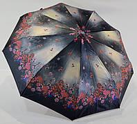 "Зонт женский автомат ""цветок"" от фирмы ""Rain Berlla"""