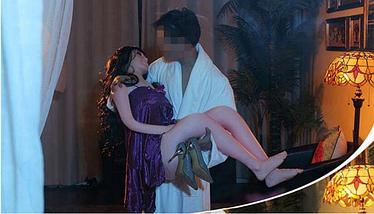 Реалистичная секс-кукла надувная большая реальный размер Angelina, фото 2