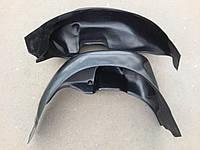 Подкрылки пара задних Митсубиши Лансер X (2007-)