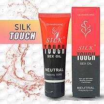 Анальная смазка интимная лубрикант Silk Touch 50 мл, фото 2