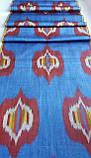 """Шелковая ткань """"Икат"""" ручного ткачества. Узбекистан, фото 2"""