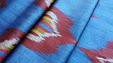 """Шелковая ткань """"Икат"""" ручного ткачества. Узбекистан, фото 4"""