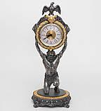 "Часы ""Атлант"" (38 см) Veronese Италия 75467 A4, фото 2"