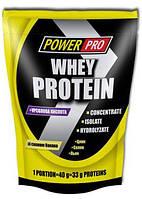 Протеин Whey Protein Power pro 1 кг вишня в шоколаде