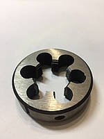 Плашка (лерка) для нарезки резьбы ХИЗ,метрическая (стандартная) 4х0.7
