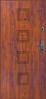 Входная бронированная дверь для квартиры Gerda SX10 Premium R20