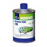 Разбавитель быстрый для 2К мат. 2500, 0,5л, Mobihel