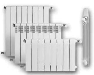 Фото алюминиевые радиаторы отопления