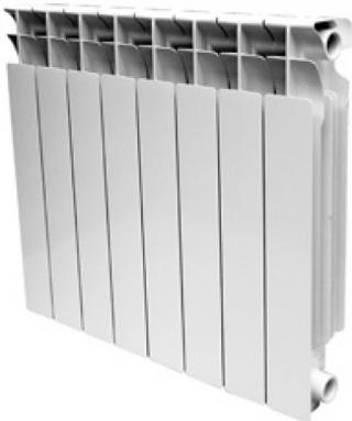 Фото радиаторы алюминиевые