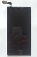 Оригинальный дисплей (модуль) + тачскрин (сенсор) для Doogee F5 (черный цвет)