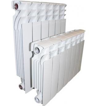 Фото радиаторы отопления алюминиевые